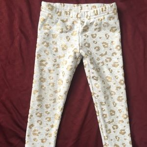 CARTERS FLEECE LEGGINGS